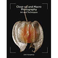 Close-Up and Macro Photography: Art and Techniques book cover