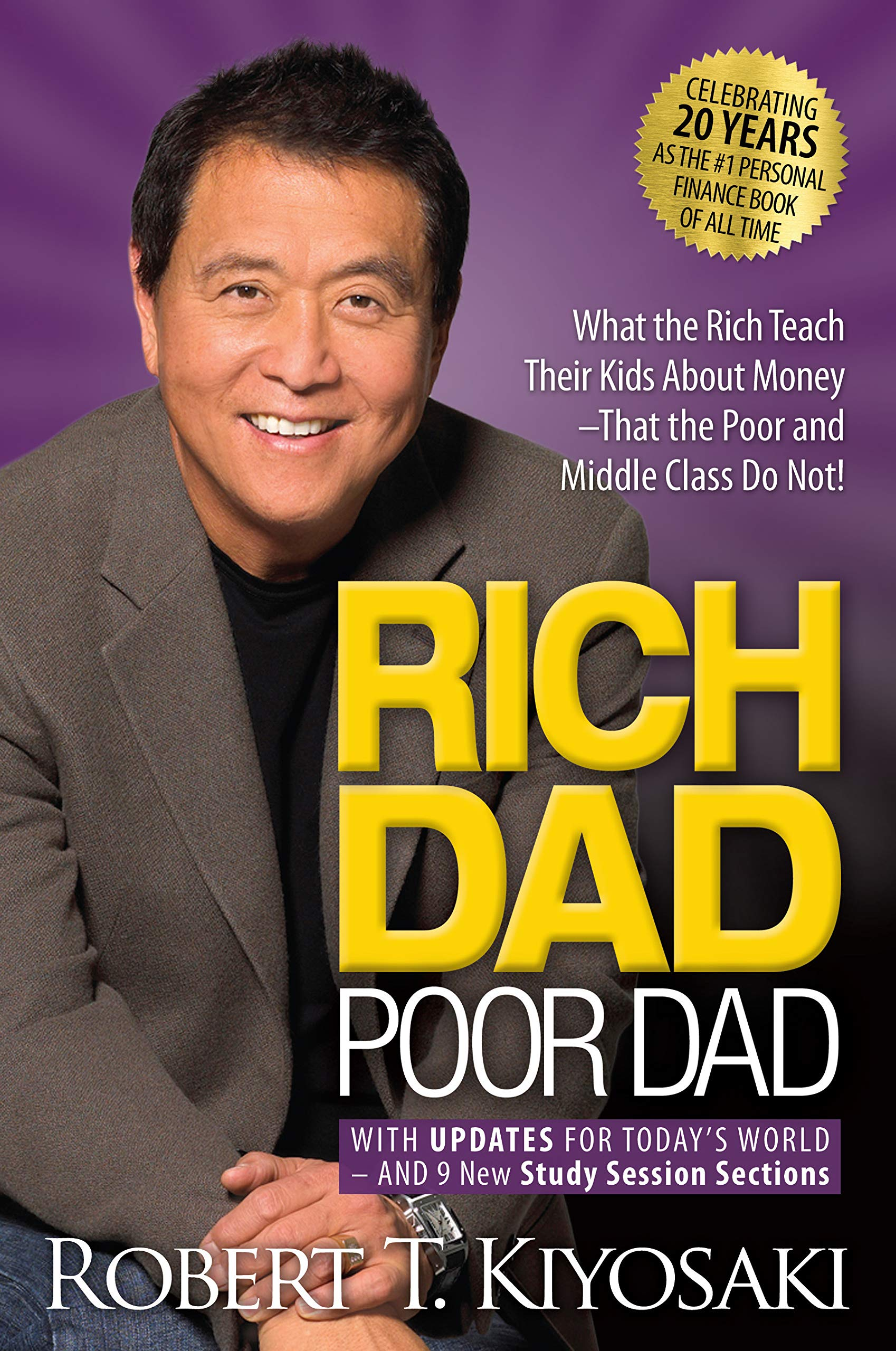 Image result for rich dad poor dad
