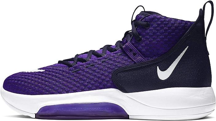 Nike Zoom Rize Tb Mens Bq5468-500 Size