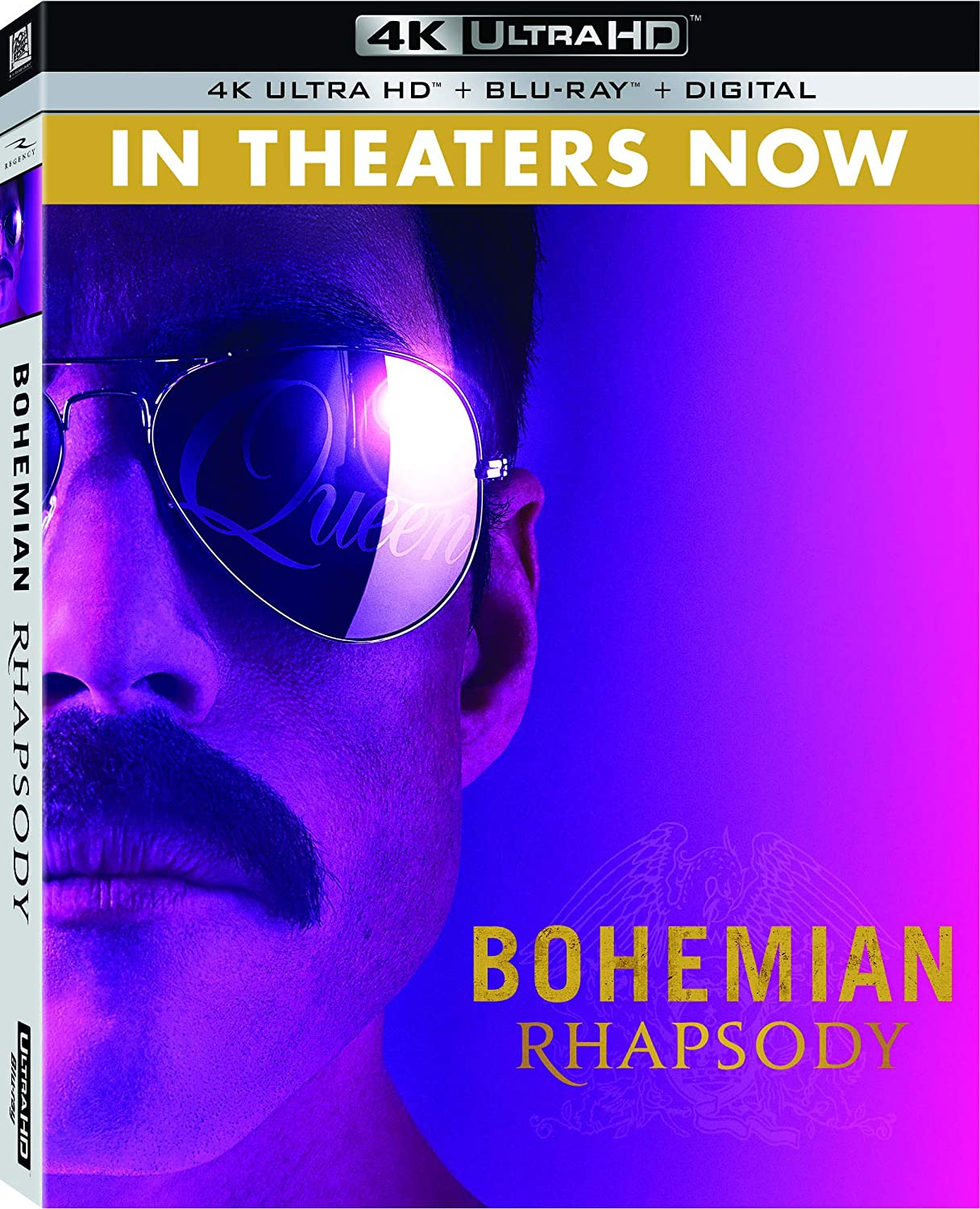 Bohemian Rhapsody (Bilingual) [4K Blu-ray + Digital Copy] 20th Century Fox