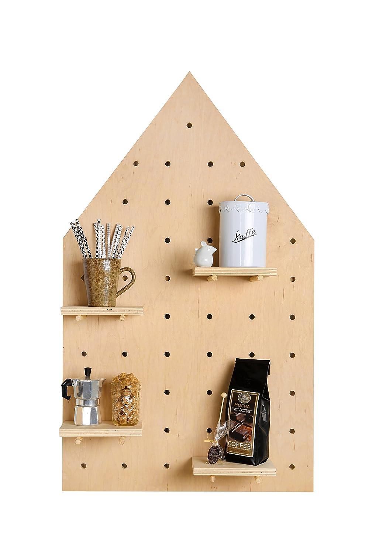Amazon.com: House Peg Wall: Home & Kitchen