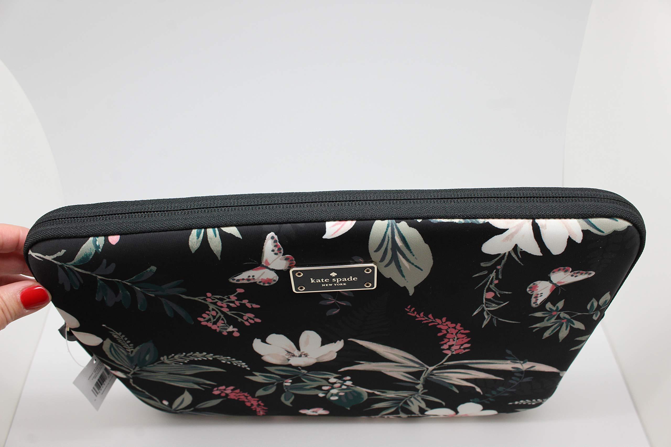 Kate Spade Wilson Rd Botanical Laptop Case Sleeve Black Multi 13'' by Kate Spade New York (Image #2)