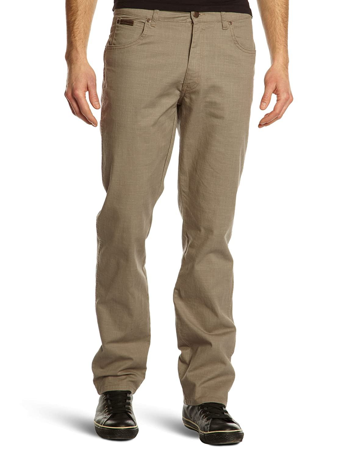 Wrangler Herren Regular Fit Hose TEXAS