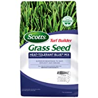 Deals on Scotts Turf Builder Grass Seed Heat-Tolerant Blue Mix 3-lb