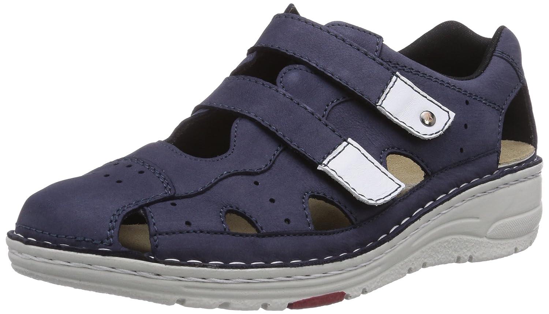 Berkemann Larena - Zapatillas para Mujer 39 EU|Blau (blau 353)