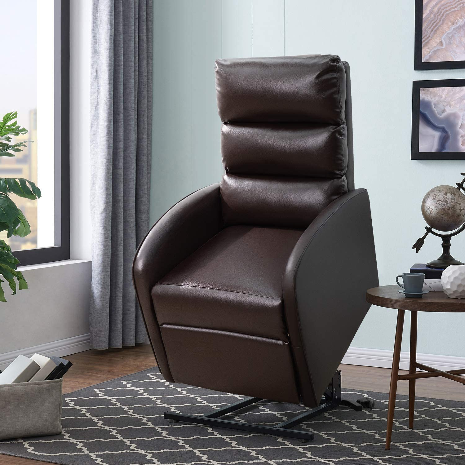 Homall Electric recliner for small spaces