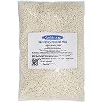Mouldmaster Granulés de Conteneur de soja Cire de Bougie 5kg, crème/Blanc cassé