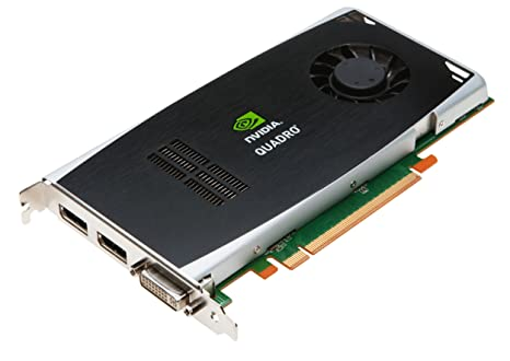 NVIDIA Quadro FX 1800 by PNY 768MB GDDR3 DDR3 PCI Express Gen 2 x16 DVI-I  DL and Dual DisplayPort OpenGL, Direct X, CUDA, and OpenCL Profesional