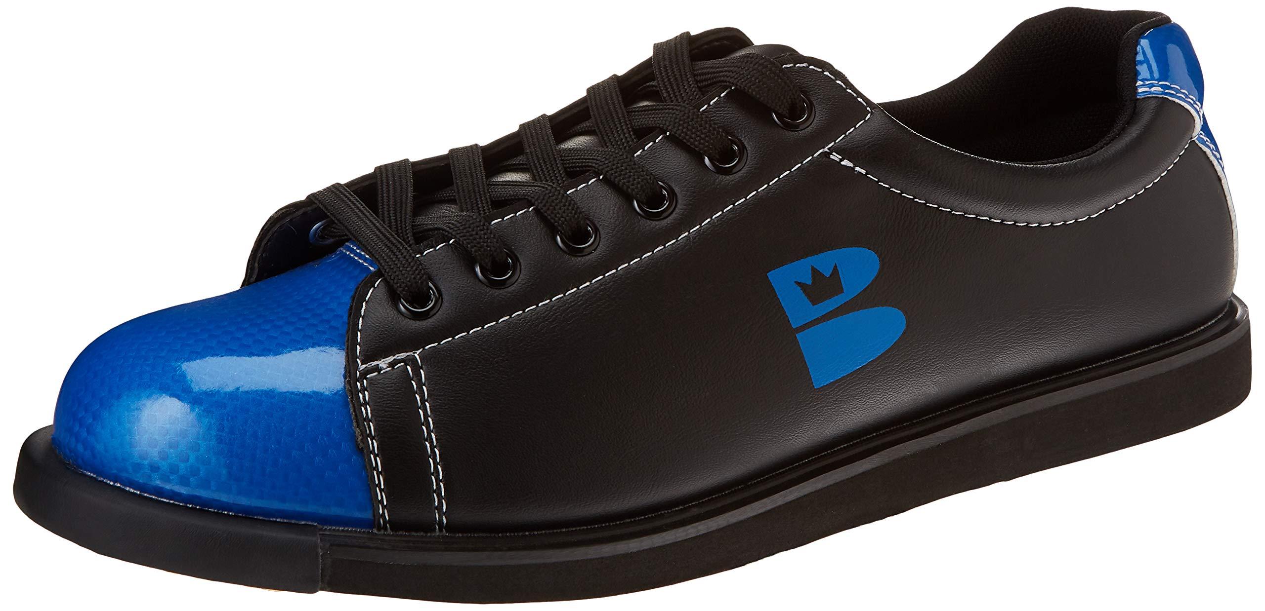 Brunswick TZone Youth Black/Blue Size 4.5/6