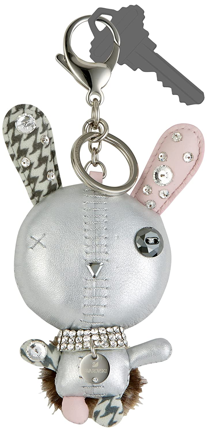 c566c90cd3b Swarovski Mathilde Silver Bag Charm: Amazon.co.uk: Jewellery