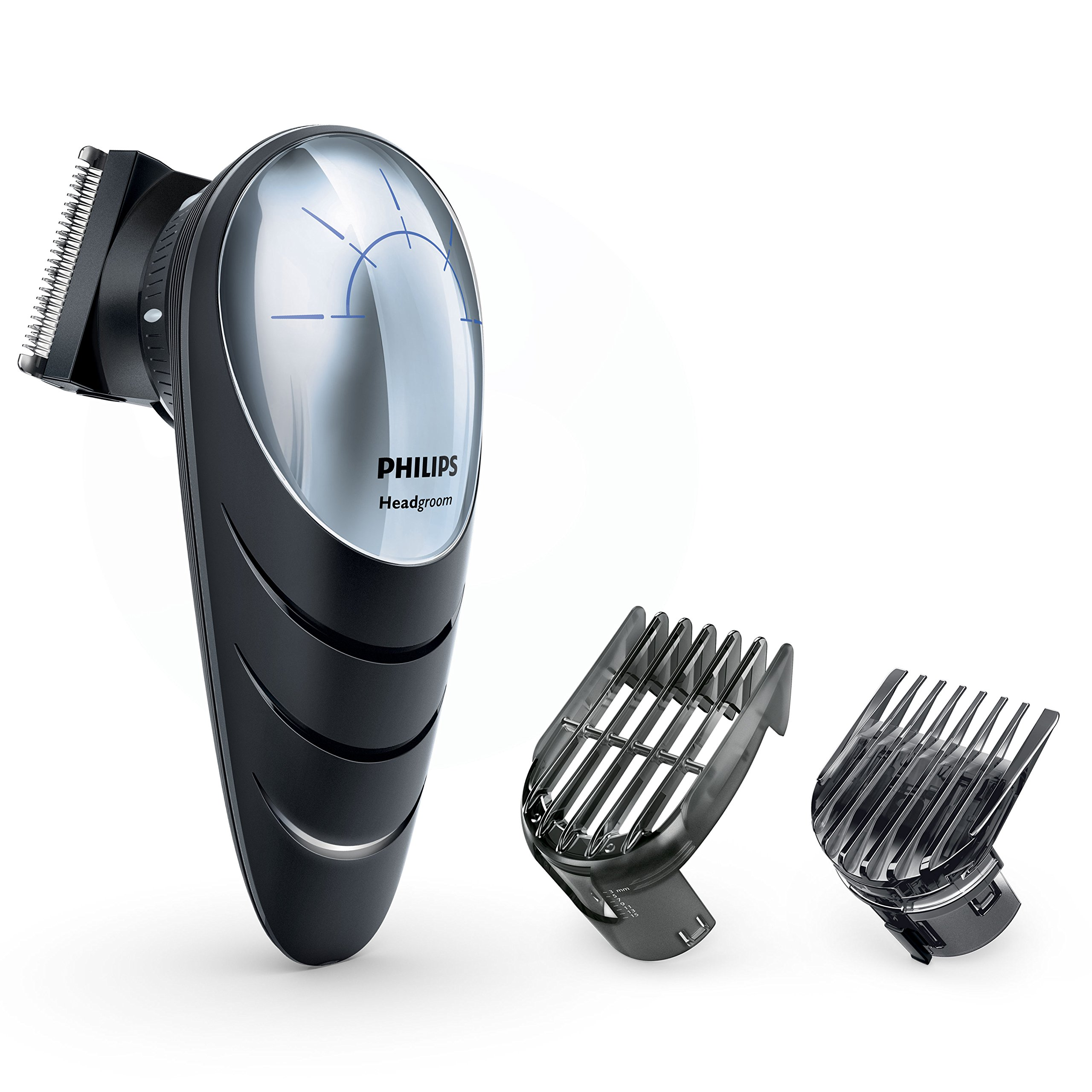 Philips Do-It-Yourself Hair Clipper with 180 Degree Rotating Head for Easy Reach - QC5570/13 product image