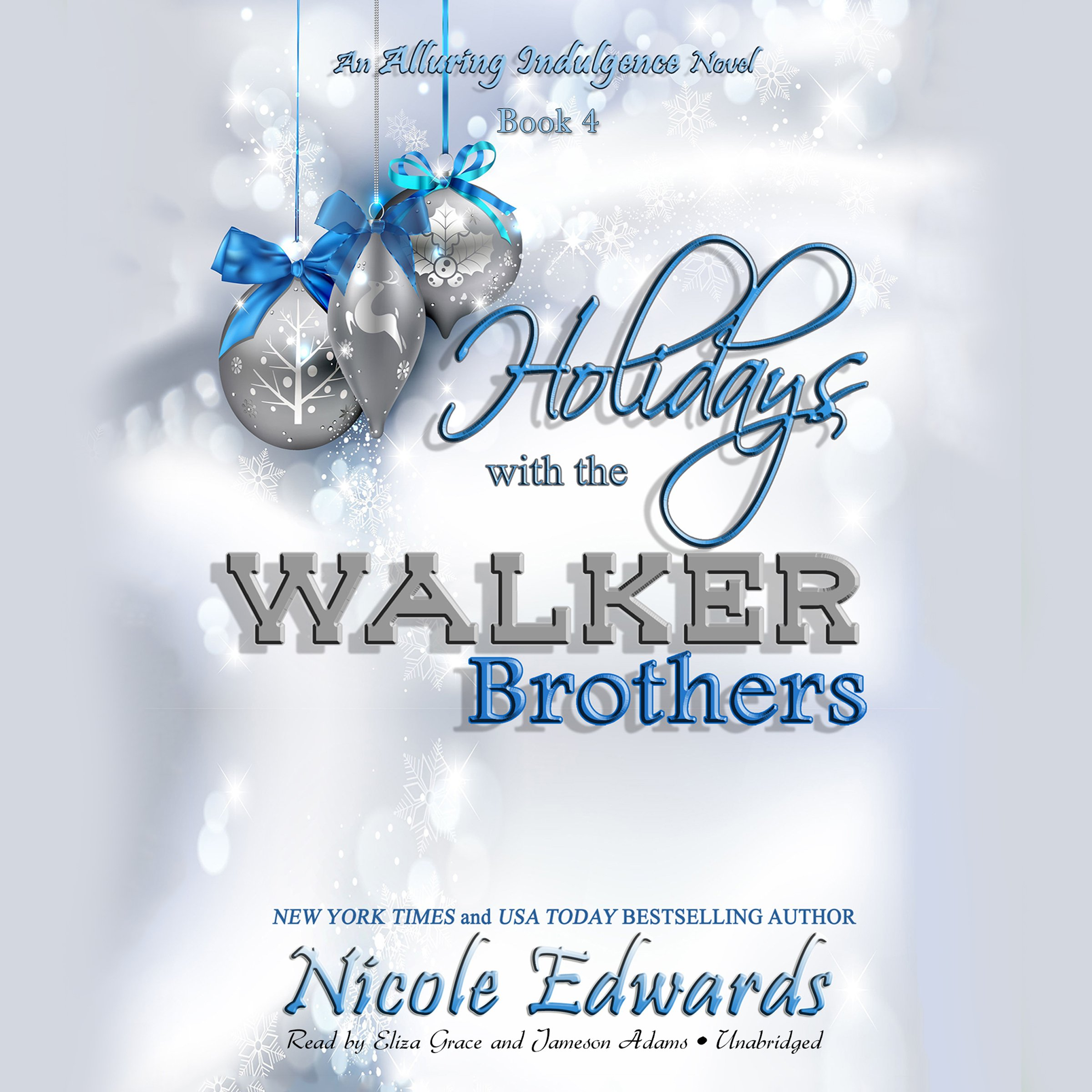 Download Holidays with the Walker Brothers (Alluring Indulgence series, Book 4) ebook