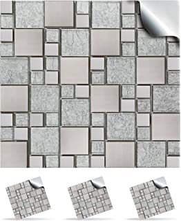 30 Printed In 2d Kitchen Bathroom Tile STICKERS For 150mm (6 Inch) Square  Tiles Part 59