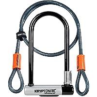 Kryptonite (001966/001072) Antirrobo U kryptolok Standard W/Flex Cable Y Flexframe Bracket (102x229) Candado, Calidad…