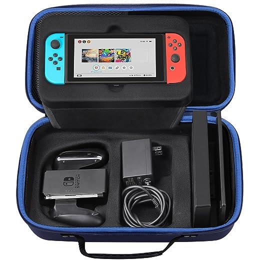 14 opinioni per Custodia Portacandela Nintendo, Custodia Rigida con Scaffale Portatile per