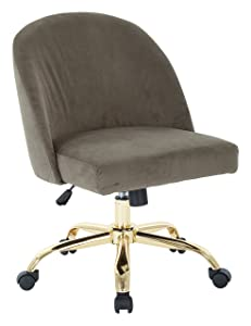 AVE SIX Layton Mid Back Office Chair