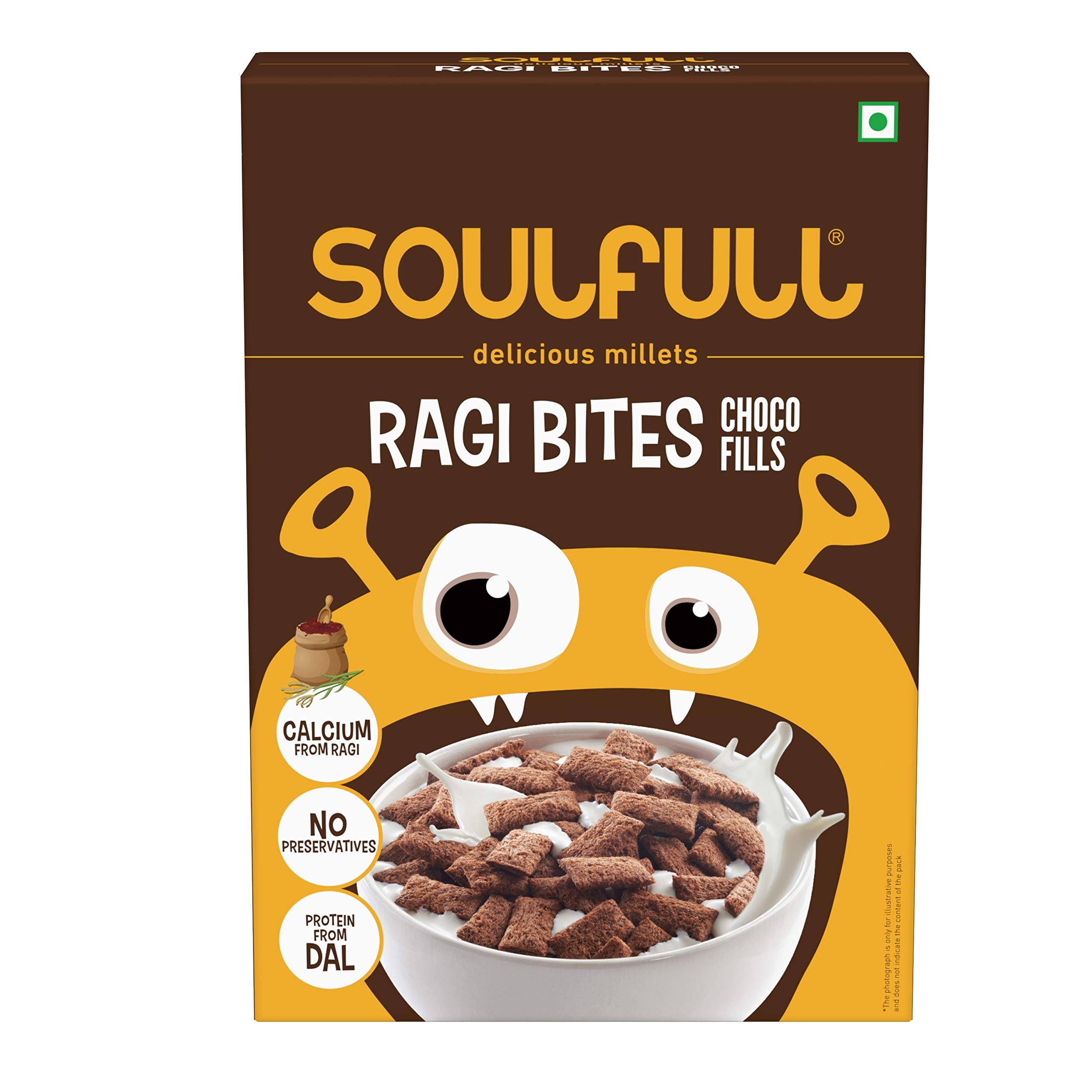 Soulfull Choco Fills Super Saver Pack, 500g