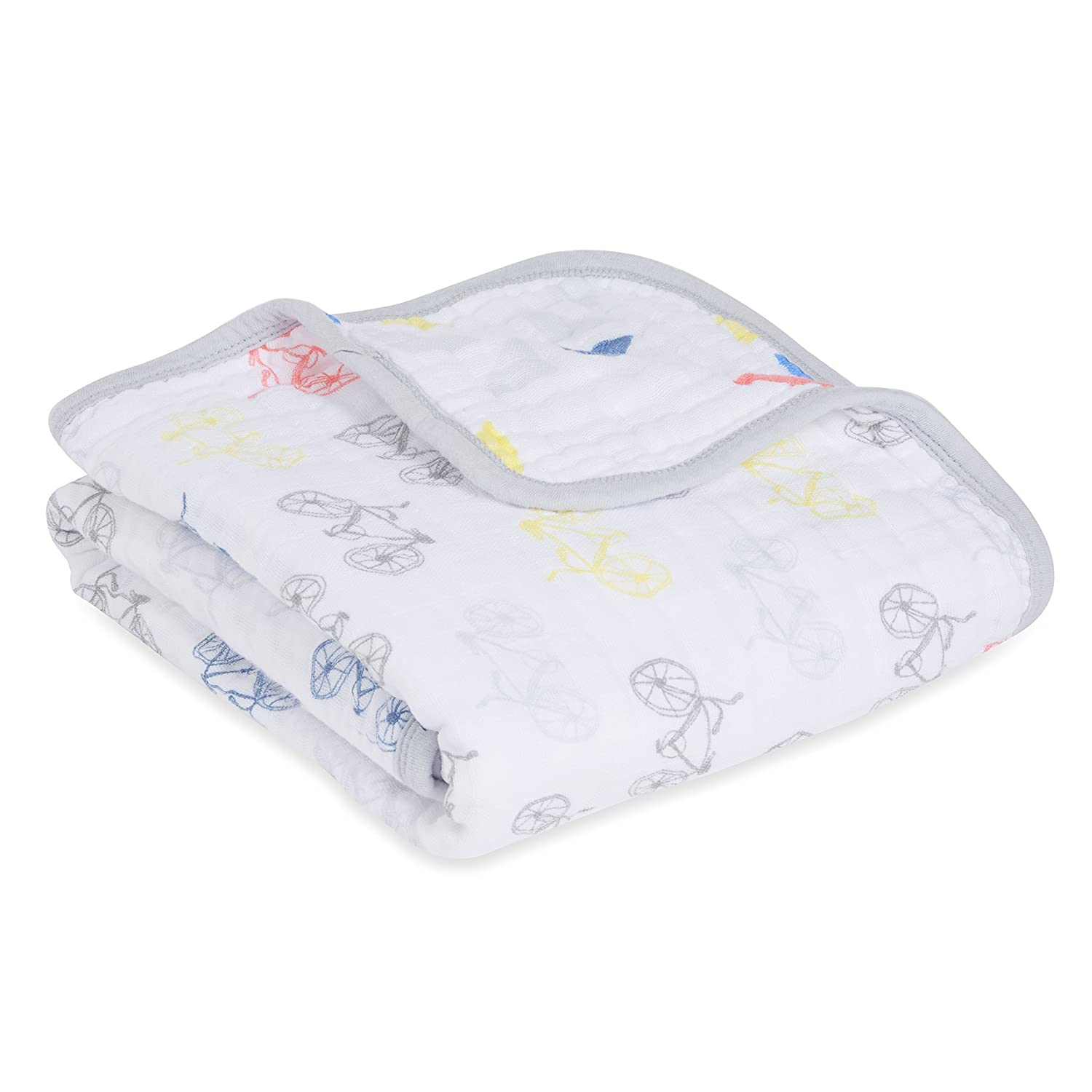 aden + anais Stroller Blanket, Leader of The Pack 6099F