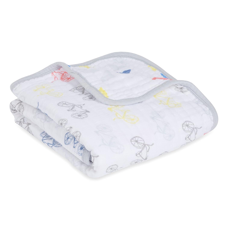 aden + anais Stroller Blanket, Leader of The Pack 6099F