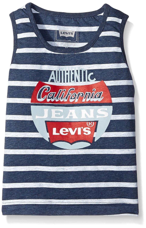 Levi's Boys' One Pocket Cotton Tank Top 917892