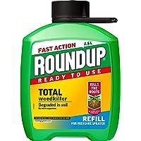 Scotts Miracle-Gro Roundup rápido acción HERBICIDA listo
