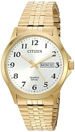 4cb413334bd Image Unavailable. Image not available for. Color  Citizen Men s   Quartz Stainless  Steel Casual Watch ...