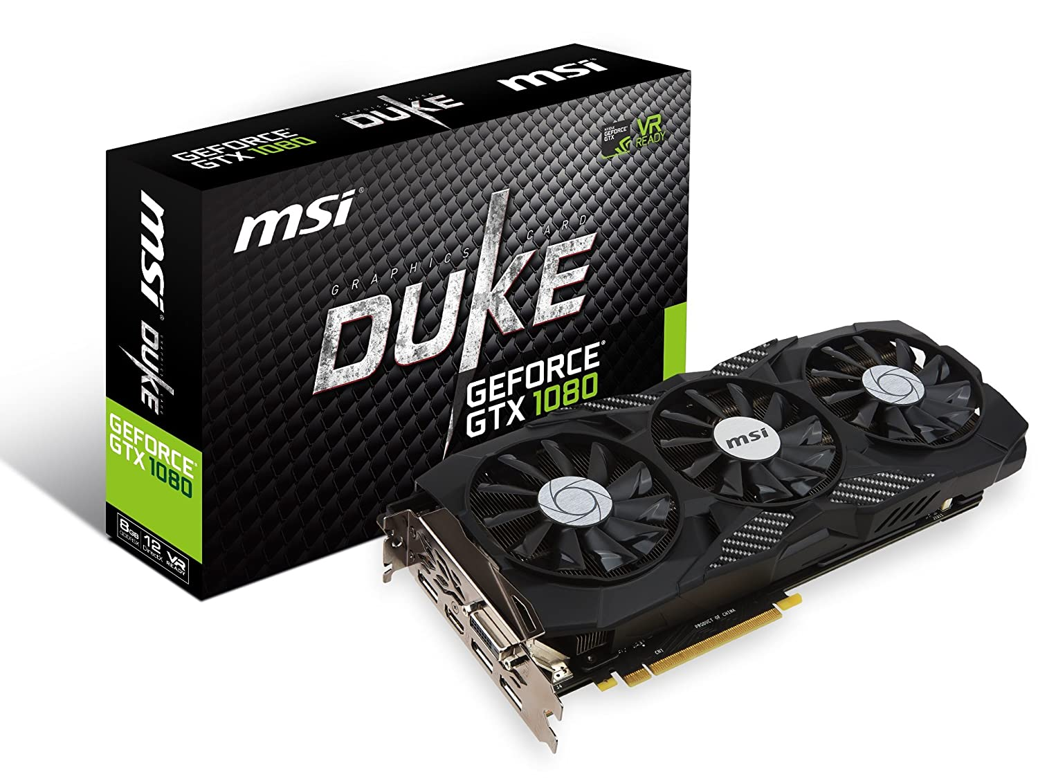 若者の大愛商品 MSI ゲーミング GTX GeForce 1080 GTX Ready 1070 8GB GDDR5 DirectX 12 VR Ready (GeForce GTX 1070 SEA Hawk X) G1080GXp8 B06XGMJJ2K GTX 1080 デューク 8G OC, one clothing:68523f3a --- martinemoeykens.com