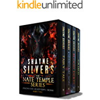 The Nate Temple Series: Books 0-3 (The Nate Temple Series Boxset Book 1) book cover