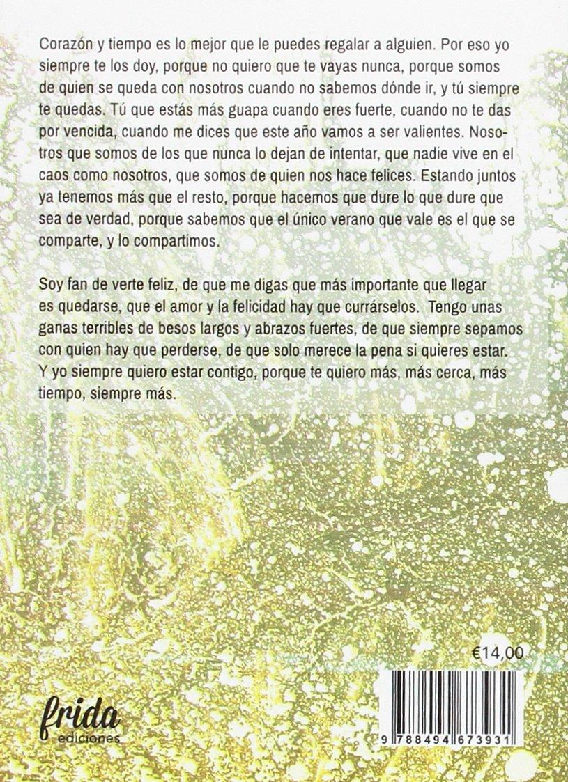 Corazón Y Tiempo Prosa Poética Amazones Iago De La