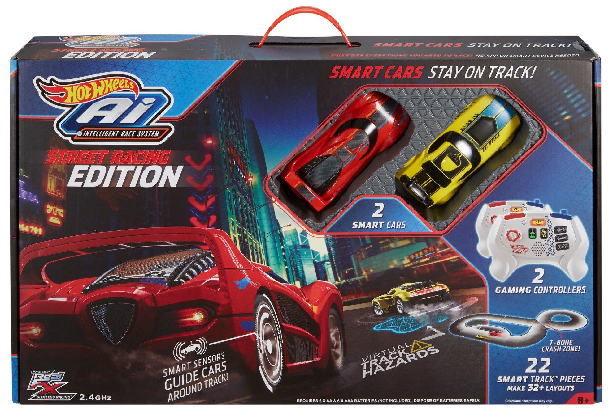 Hot Wheels Ai Starter Set Street Racing Edition by Hot Wheels (Image #1)