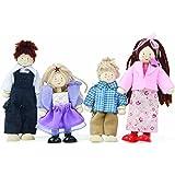 Papo - Muñeco para casa de muñecas [Importado de Alemania]
