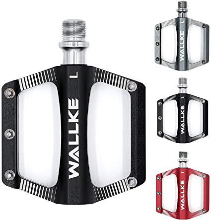 Mountain Bike Bicycle Pedals Anti-slip Aluminum Alloy Bearing Pedal Outdoor