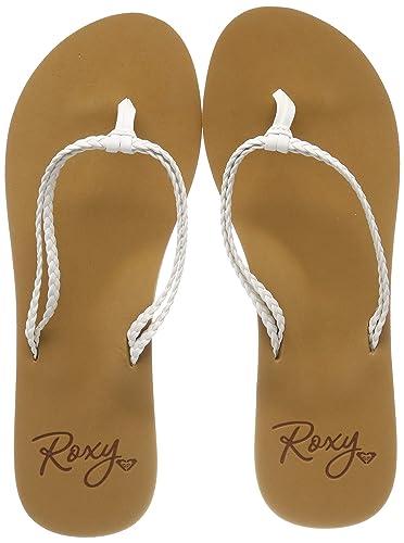 1db934f6e53e Roxy Costas Womens Sandals 7 B(M) US Women White