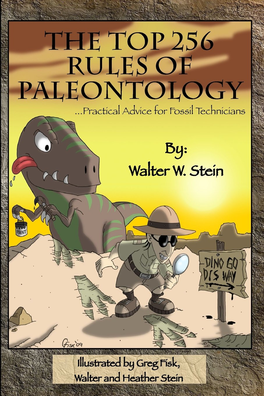 Read Online The Top 256 Rules of Paleontology: ...Practical Advice for Fossil Technicians PDF