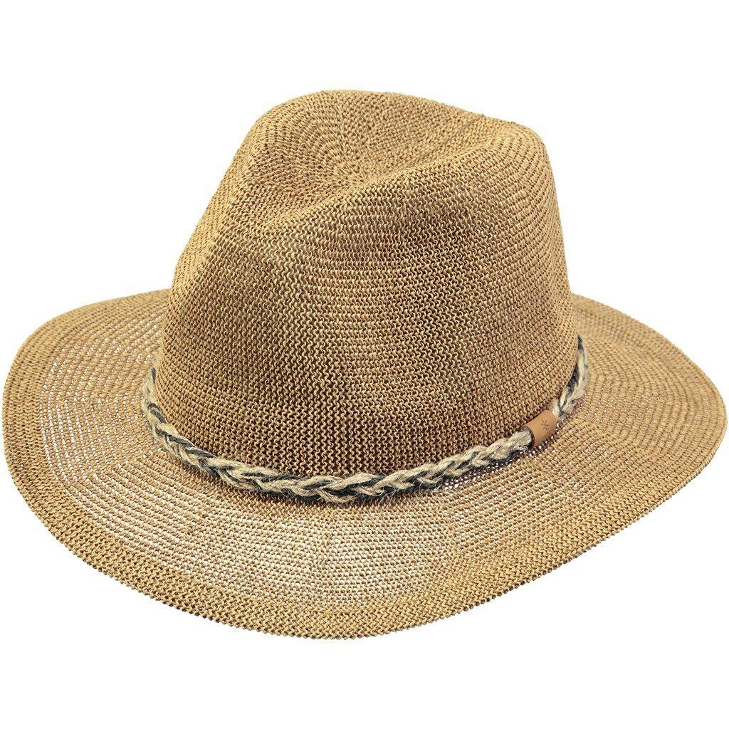 Barts Women's Gamble Panama Hat Beige (Grano 0010) One Size 15-0000008902