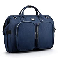 Pomelo Best Diaper Bag with Stroller Hook and Multiple Pockets