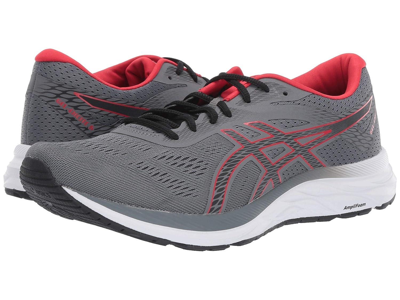 【激安アウトレット!】 [アシックス] メンズランニングシューズスニーカー靴 Red GEL-Excite 6 [並行輸入品] B07P9T1W8R Steel Grey Medium|Steel (30.5cm)/Classic Red 14 (30.5cm) D - Medium 14 (30.5cm) D - Medium|Steel Grey/Classic Red, ヒカワグン:dcd7de11 --- svecha37.ru