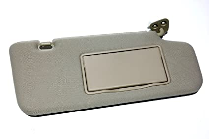Image Unavailable. Image not available for. Color  2005-2007 Nissan Murano  Right Passenger Side Sun Visor ... 228da80e97b