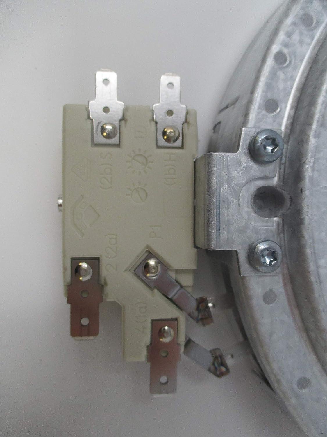 W10339426 Replaces W10490037 AP6022235 EXPW10490037 Range Control Knob PS11755567 WPW10490037 White