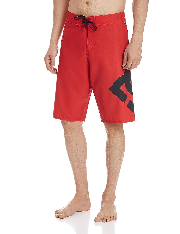 DC Men's Lanai 22 Rqr0 DC Clothing Men's Lanai 22 RQR0 Board Shorts - Black, Size 38