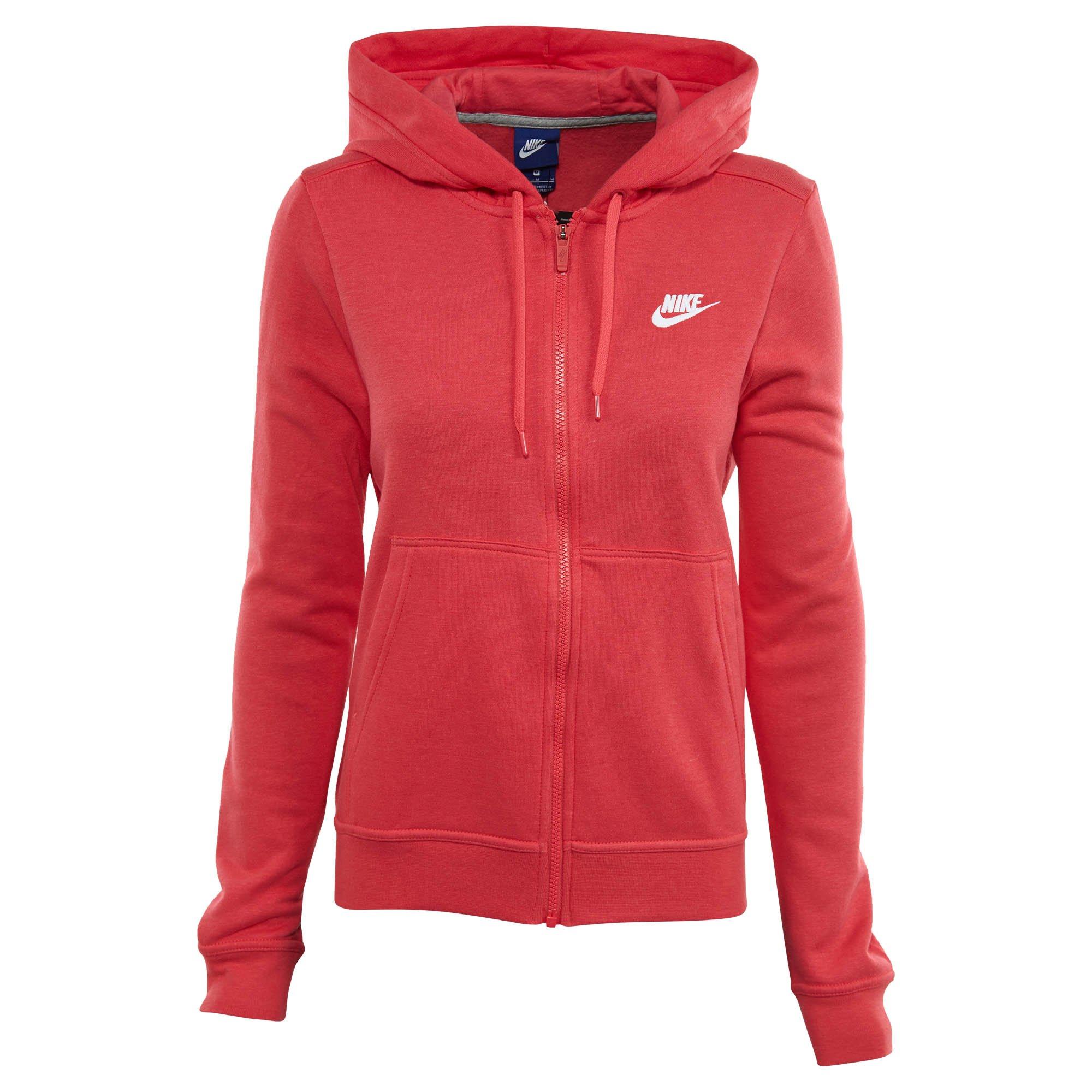Nike Sportswear Full Zip Hoodie Womens Style: 853930-645 Size: XS