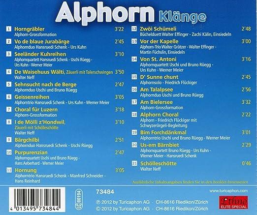 Alphorn Weihnachtslieder.Alphorn Klänge
