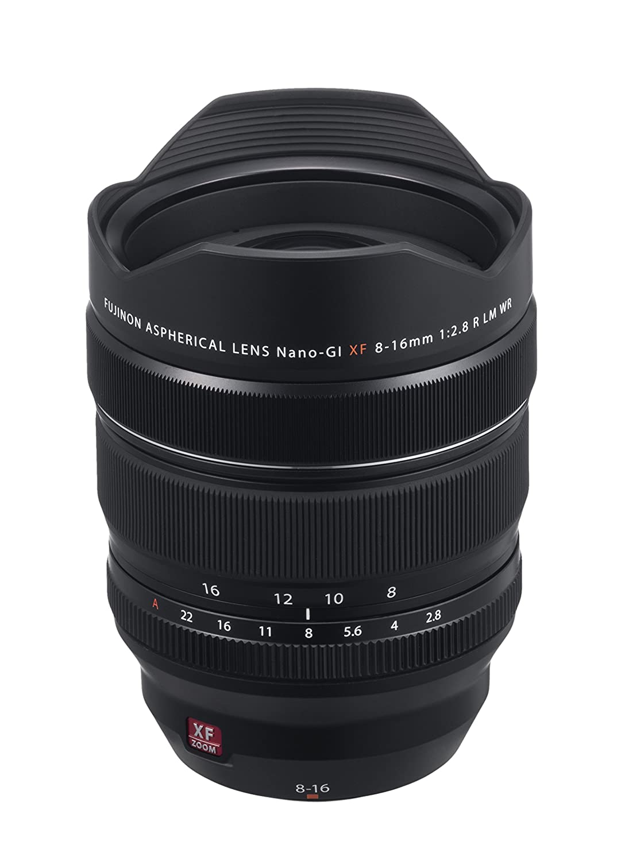 Fujifilm Fujinon Zoom Lens XF16-55MM 2.8 R LM WR, Standard Zoom Lens Fujifilm Canada XF16-55mmF2.8 R LM WR