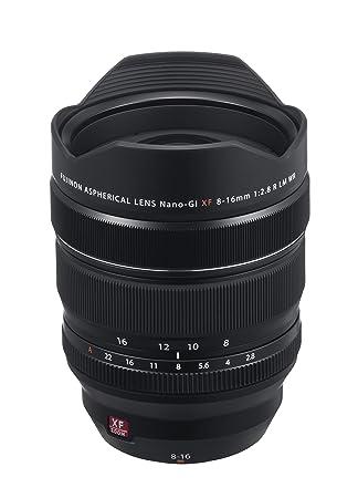 Fujinon Xf8 16mm F2.8 R Lm Wr Lens by Fujifilm