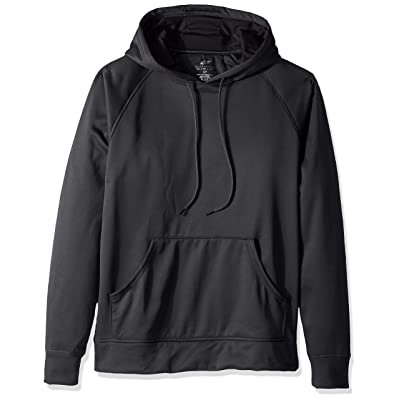 AquaGuard Men's Cool & Dry Sport Hooded Fleece at Amazon Men's Clothing store
