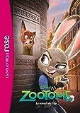 Bibliothèque Disney - Zootopie - le roman du film