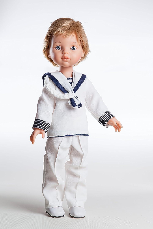 Paola Reina 04822 - Muñeca (32 cm), diseño de comunión Munecas Paola Reina S.L. Paola Reina_04822