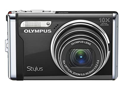 amazon com olympus stylus 9000 12 mp digital camera with 10x wide rh amazon com Olympus Stylus Film Olympus Stylus Film