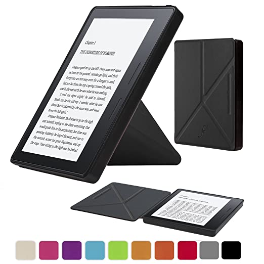 397 opinioni per Forefront Cases® Kindle Oasis Smart Case Cover Custodia Caso Origami- Protezione