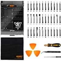 Jakemy 43 in 1 Screwdriver Set Precision Repair Tool Kit with 36 Magnetic Driver Bits Screwdriver Kit for iphone Android…